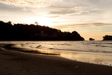 Пляж. Тайланд
