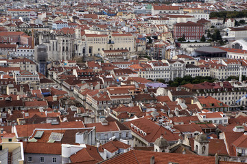 Lisbon Aerial Views