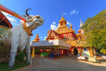 Wat Phrathat Rueng Rong temple, Sisaket, Thailand