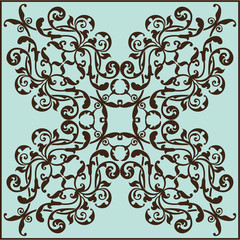 Baroque fine art element