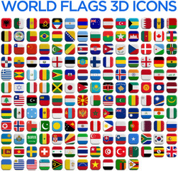 Flags of the world countries