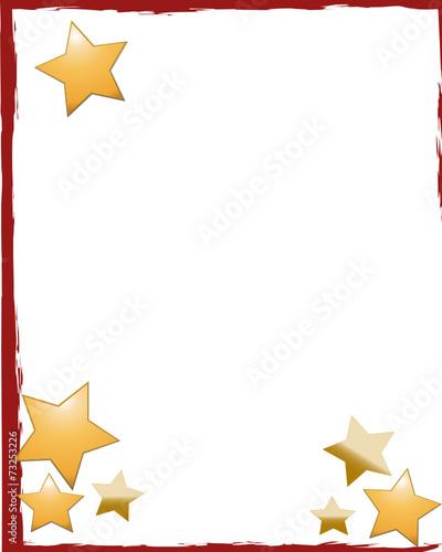 weihnachten rahmen rot sterne stockfotos und lizenzfreie vektoren auf bild 73253226. Black Bedroom Furniture Sets. Home Design Ideas