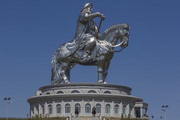 Gengis Khan monument