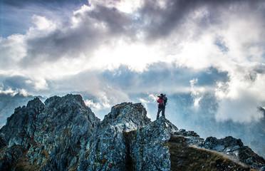 High Tatras Mountains view - Poland