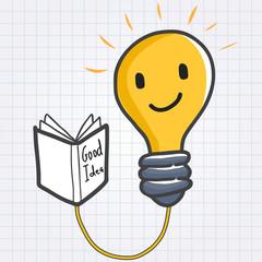 Bulb reading