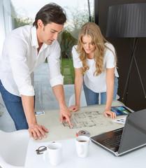 Planning over blueprints