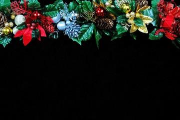 Christmas page edge © Arena Photo UK