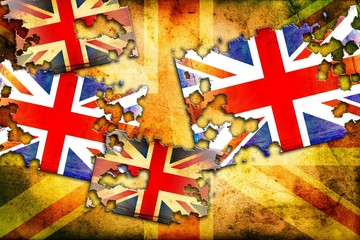 British art design illustration