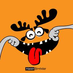 smile Happy Birthday