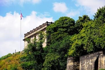 Nottingham castle © Arena Photo UK