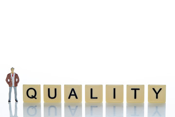QUALITY word