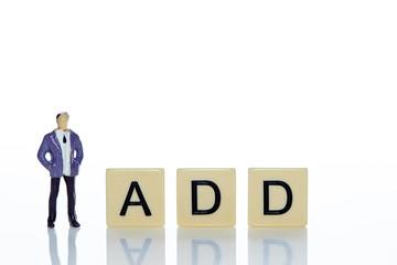 ADD word