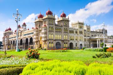 Keuken foto achterwand India Mysore Palace, India