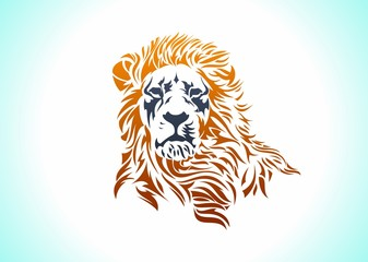 lion king logo,business