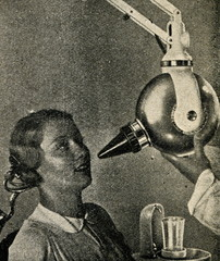 Dental radiography ca. 1930