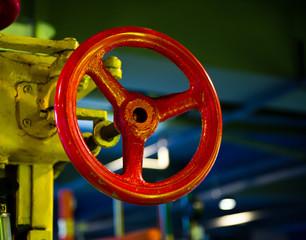 Red valves