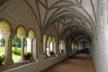 Kreuzgang, ehem.Kloster Steingaden