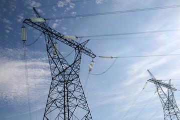 słup energetyczny - energia