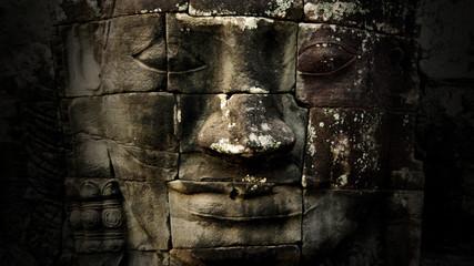 Wall Mural - giant buddha