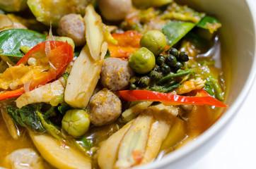 Thai curry-Kaeng pa