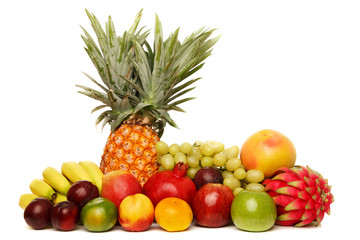 Multi Fruits with Pineapple