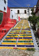 Fliesentreppe Rio de Janeiro