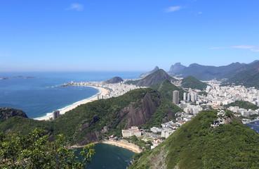 Ausblick auf Rio de Janeiro