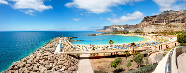 Photo sur Aluminium Iles Canaries Gran Canaria