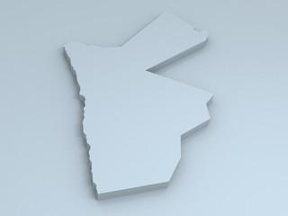 jordan 3D map
