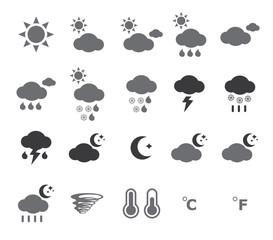 weather icon symbol