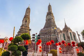 Wat Arun Prangs