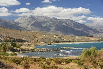 Kreta, Küstenlandschaft bei Georgioupolis