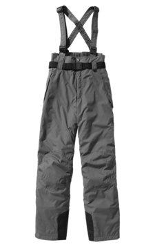 grey ski pants