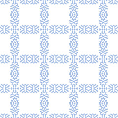 vector seamless ethnic pattern