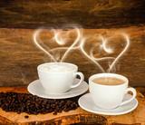 guten morgen liebe zu kaffee und cappuccino stockfotos und lizenzfreie bilder auf fotolia. Black Bedroom Furniture Sets. Home Design Ideas