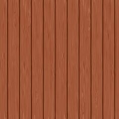 Seamless background of mahogany planks.