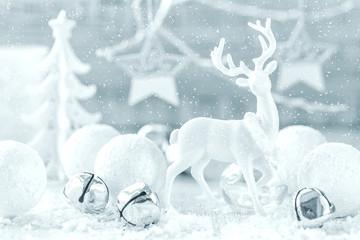 Printed kitchen splashbacks Fairytale World Christmas decoration