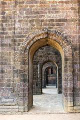 Stone passages