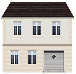 A big house design