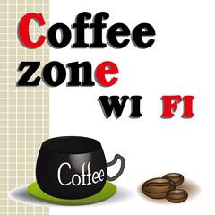 Coffee zone wi fi