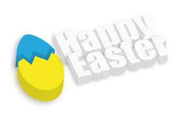 Happy Easter Egg