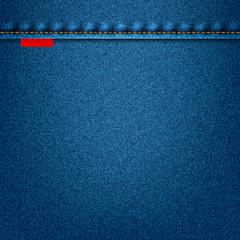 Jeans texture blue material denim background