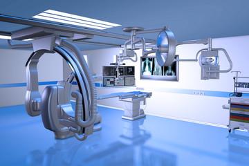 OP für Herzchirurgie