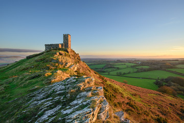 Brentor on Dartmoor