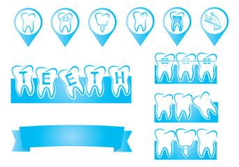 Dental info graphic