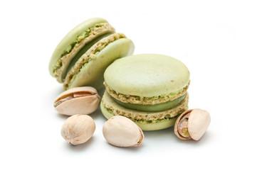 macaron pistaches