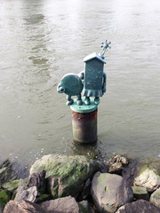 Tom Otterness Sculptures, Roosevelt Island, New York