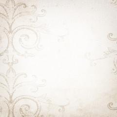 Swirl design on paper