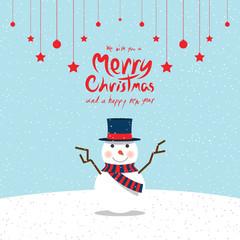 Snowman (Christmas Cards)