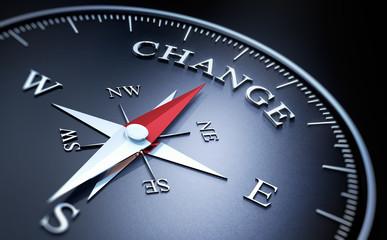 Kompass - Change